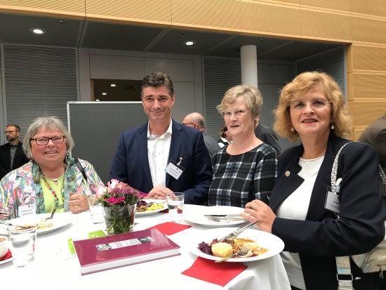 Vorsitzende der Senioren des Sächsischen Beamtenbund (SBB)