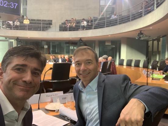 Foto Ausschuss